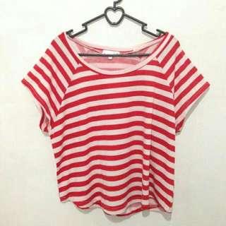 Gaudi Stripe Tshirt