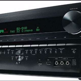 WTS : Faulty Onkyo TX NR- 809 (for Parts)