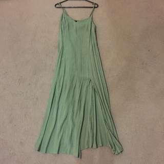 Sportsgirl Midi Slit Dress
