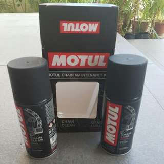 Motul Chain Maintenance Kit