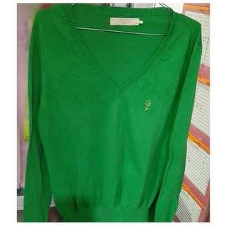 "Sweater Rajut (KnitWear) ""Greenlight"" Mulus No Defect"