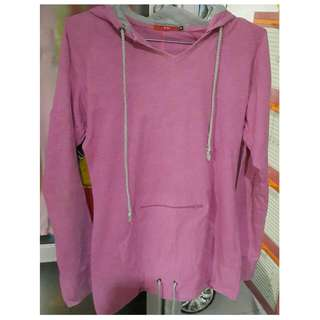 """Sweater with Hoodie Original """"ie-be"""" Mulus No Defect"""