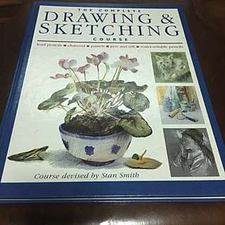 The Complete Drawing And Sketching Course