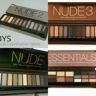 BYS Eye Shadow Palette