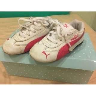 [出清]PUMA 休閒運動童鞋 15cm NT$250