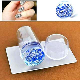 Transparent Nail Stamper! :)