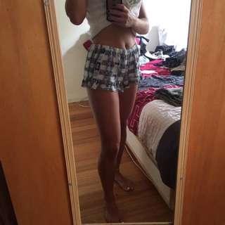 Neon Hart Shorts