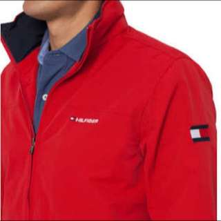 Tommy Hilfiger Yacht Jacket (Red)