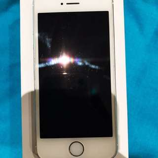 iPhone 5 Silver 32GB