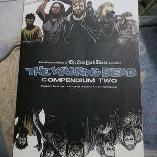 Walking Dead Compendium 2