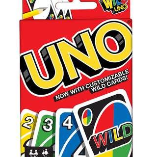Uno (Get Wild)