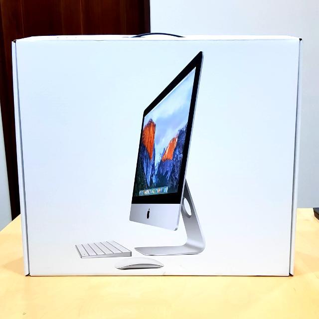 2016年 Apple iMac (21.5吋) - 1.6Ghz i5 , 8GB Ram, 1TB - 很新