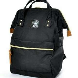Anello Bag Black - Size Big