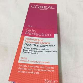 L'Oreal Anti-fatigue Cream