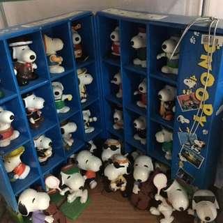 Snoopy Figurines