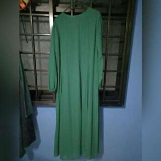 Long Flare Dress -  reserved