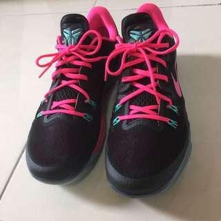 nike kobe 毒液5 練習鞋