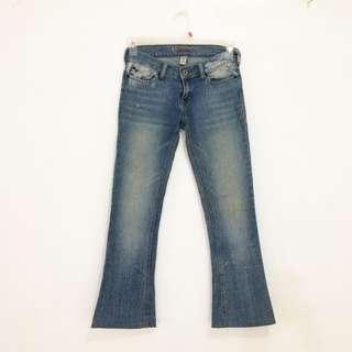 Abercrombie Stretch Denim Pants