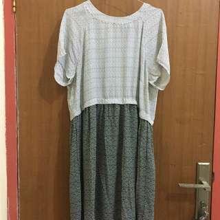 Dress H&M (BIG SIZE)