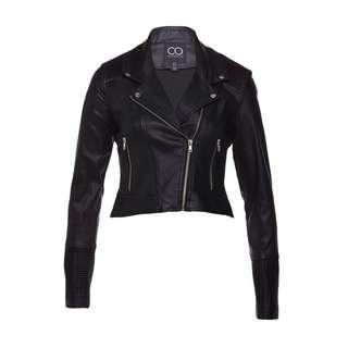 Cotton on CO. Cropped Moto Jacket