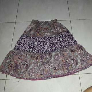 Rok Batik Girl (Anak)