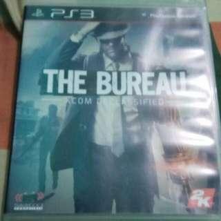 The Bureau XCOM Declassified - PS3 Game