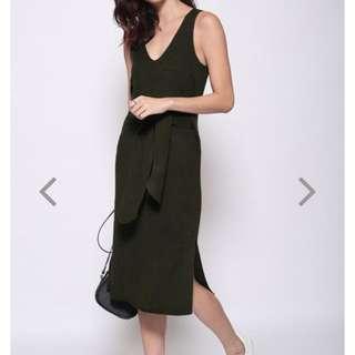 BNIB Love Bonito Rohais Knit Dress (XS)