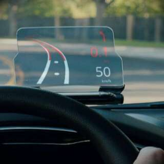 Car Head Up Display (HUD) For Phones