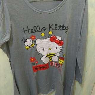 atasan hello kitty #jatuhharga