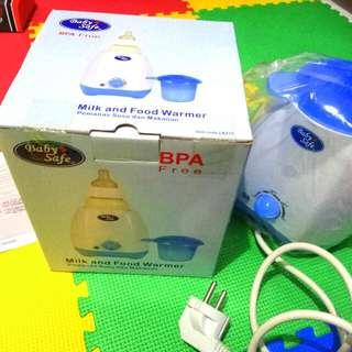 Milk Anda Food Warmer Merk Baby Safe