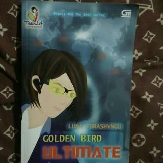 Luna Torashyngu Novel - Golden Bird Series (Golden Bird Ultimate)