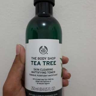 The Body Shop Tea Tree Mattifying Toner