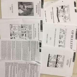 HCI GP School Resource Packages