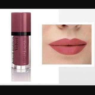 New Bourjois Rouge Edition Velvet No.7 Nude-ist