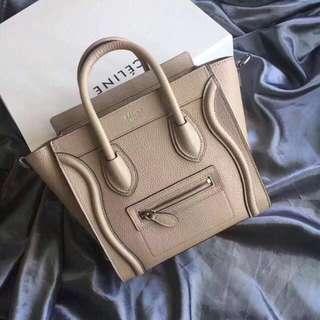 Celine Luggage Bag Nano Size