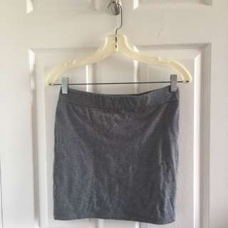 F21 Basic Mini Skirt