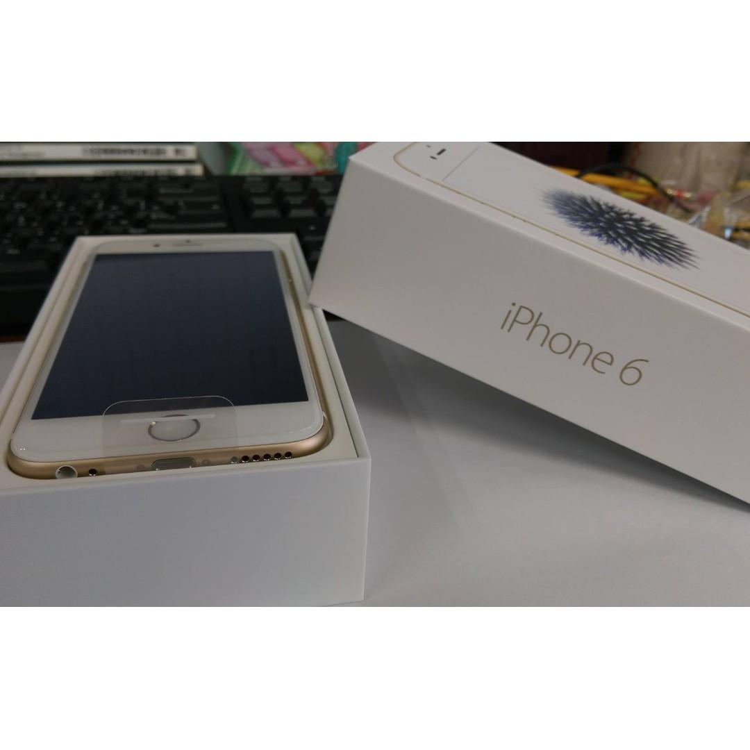 全新 哀鳳 Apple iphone6 iphone 6 4.7吋 32G 2017版