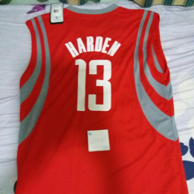 hot sale online 0626e 53db0 Adidas Houston Rockets James Harden Swingman Jersey