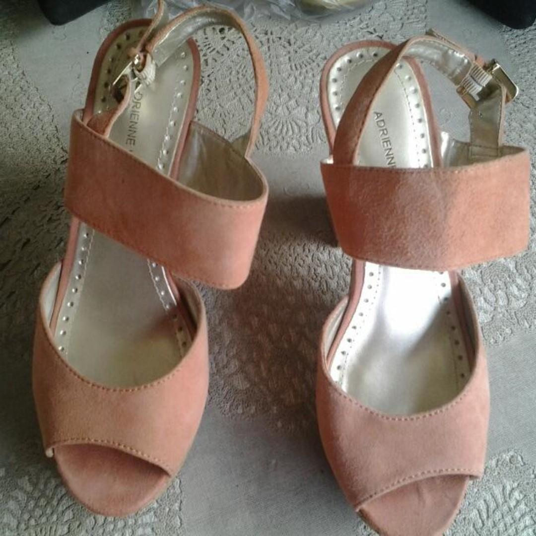 Adrienne Vittadini Velvet Shoes