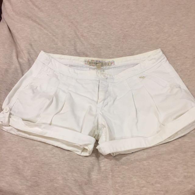 A&F短褲 #兩百元短褲