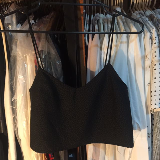 Alice In The Eve Crop Cami