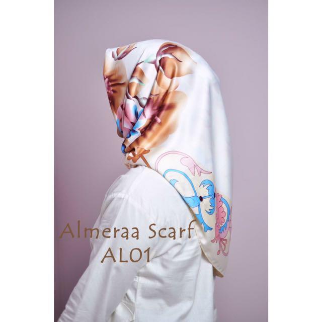 Almeraa Scarf AL-01 (swipe for more details)