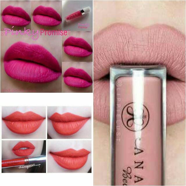 Anastasia Matte Lip Cream