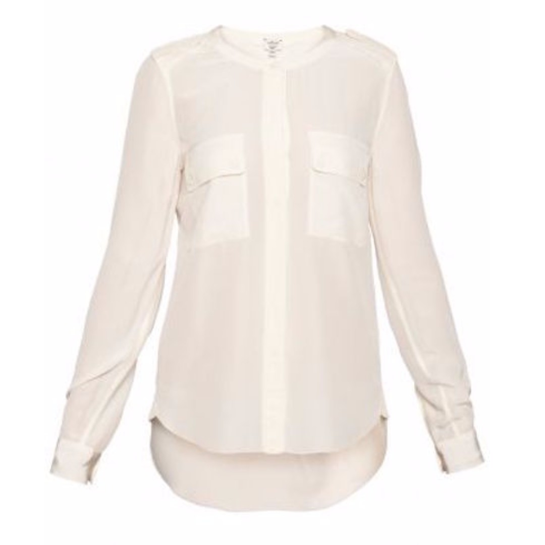 "Aritzia WILFRED ""Augustina"" Blouse"