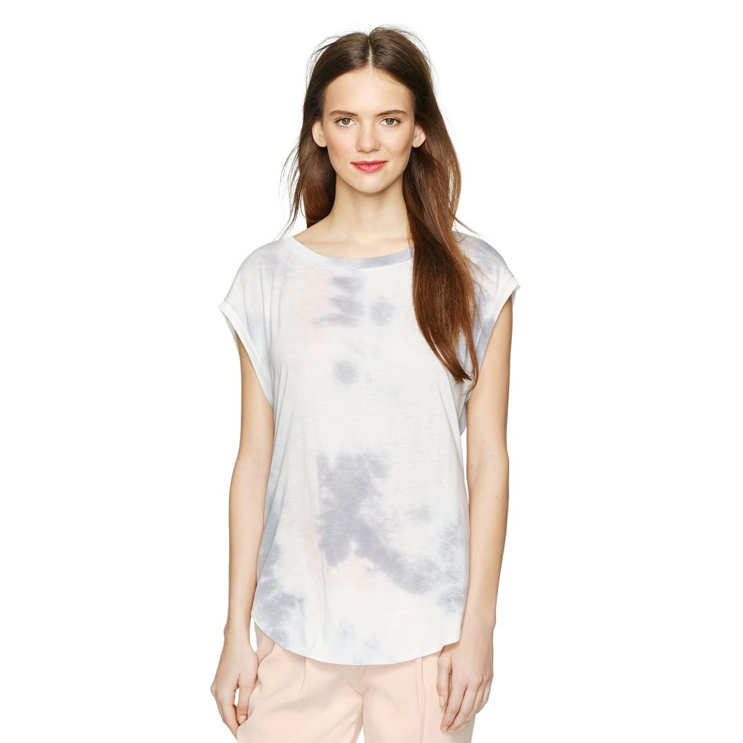 "Aritzia WILFRED Tie-Dye ""Anvers"" T-Shirt"