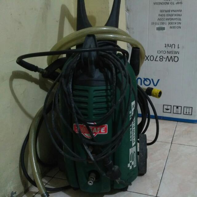 ARMY STYLE POWERWASHER