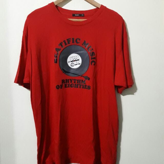 Authentic Bossini T-Shirt  XXL