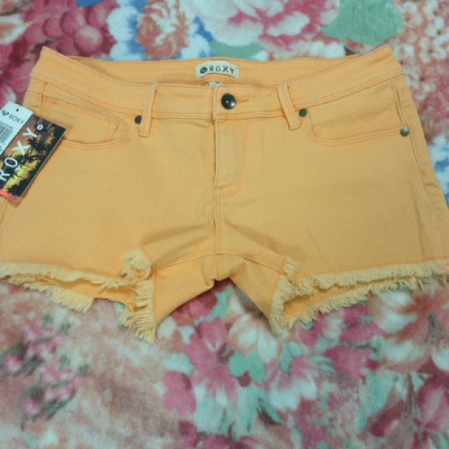 Authentic Roxy Hot Short