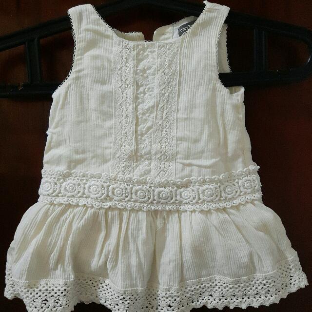 Baby Gap Dress Preloved