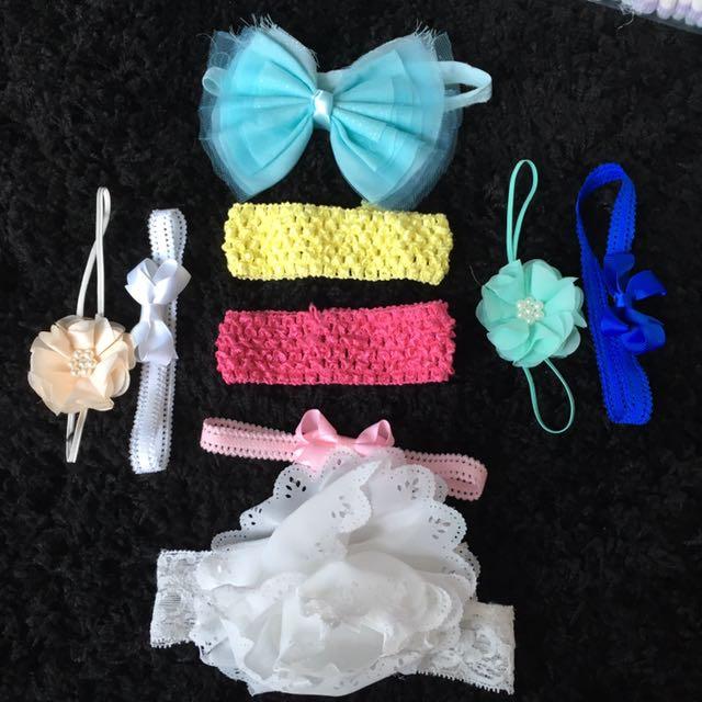 Baby Headbands!